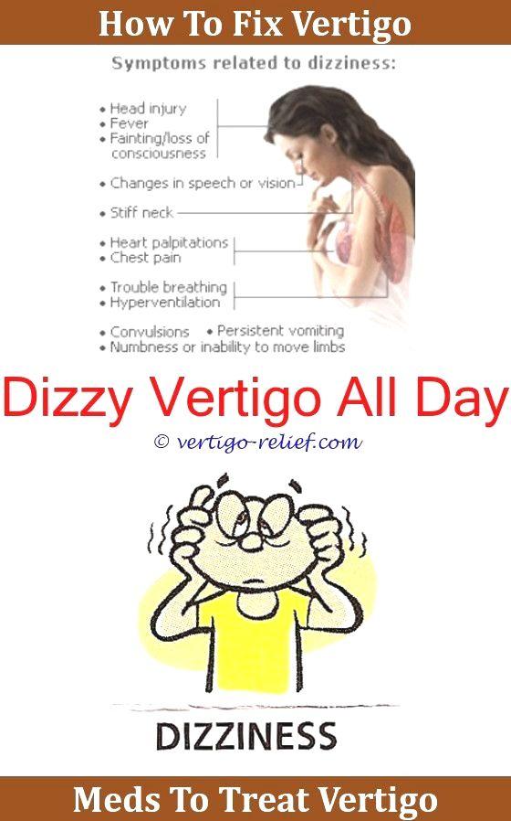 Really Dizzy Inner Ear Crystals Dizziness What Is Vertigo And How