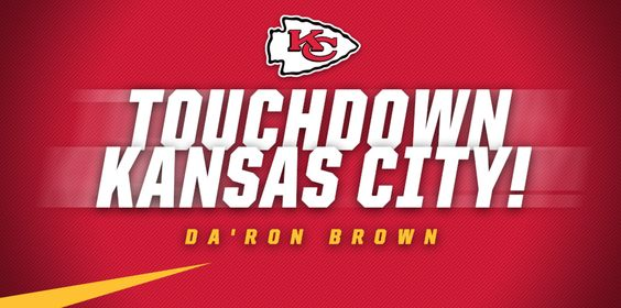 Welcome to the NFL rook'!  #KCvsAZ