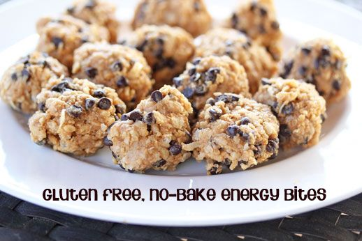 Gluten Free, No-Bake Energy Bites on 5DollarDinners.com
