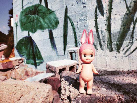 """#sonnyangeljapan#sonnyangel#sonnyangeljapaneseradish#rabbit#ソニーエンジェル"""