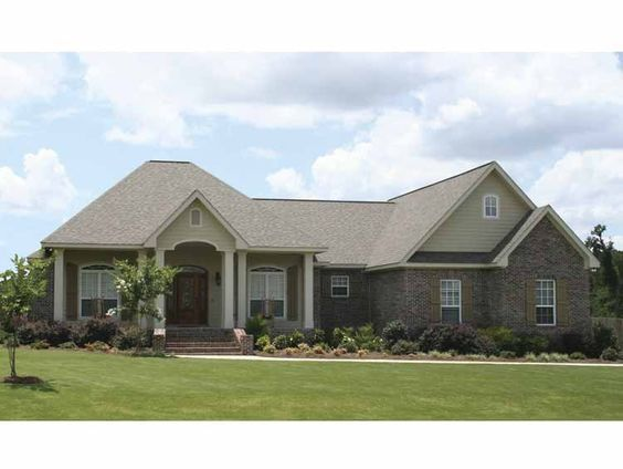 Home plan homepw13823 1900 square foot 3 bedroom 2 for 1900 sq ft