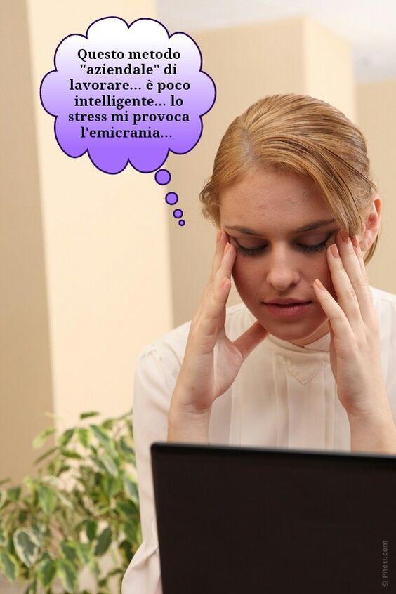 La #persona #evoluta puo` subire #stress perché ha in dote delle #capacità di #lettura della #realtà. Questo tipo di stress viene subito negli #ambienti di #lavoro, #sociali e #familiari in cui sono presenti #comportamenti #incoerenti,  #patologici o #psicopatici...