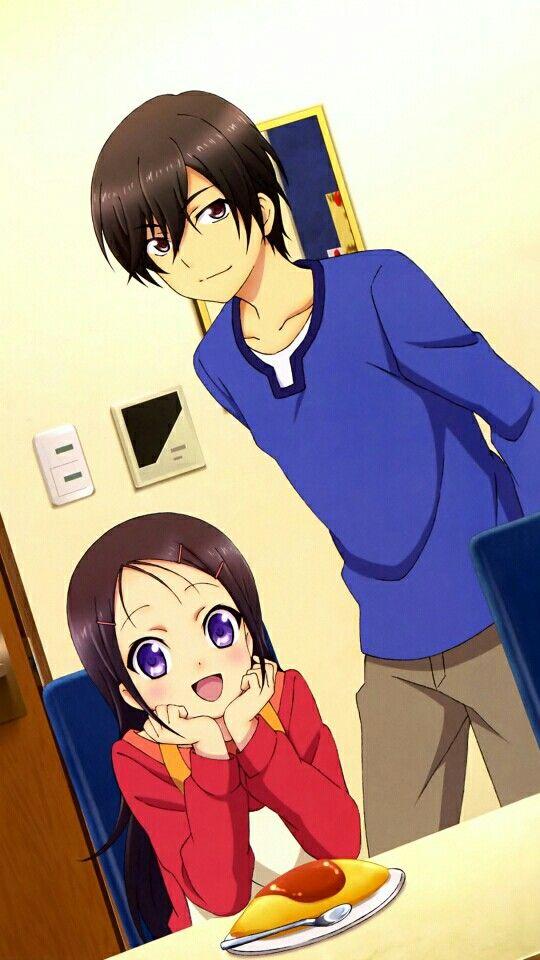 Yuu And Ayumu Gadis Animasi Animasi Seni Anime Charlotte anime mobile wallpaper