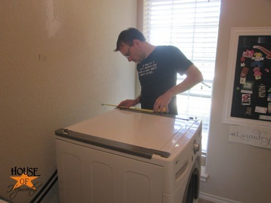 Diy How To Stack Washer Dryer Diy Remedies House