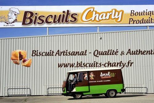 Cette véritable institution fabrique depuis deux générations des biscuits artisanaux, authentiques et de qualité.