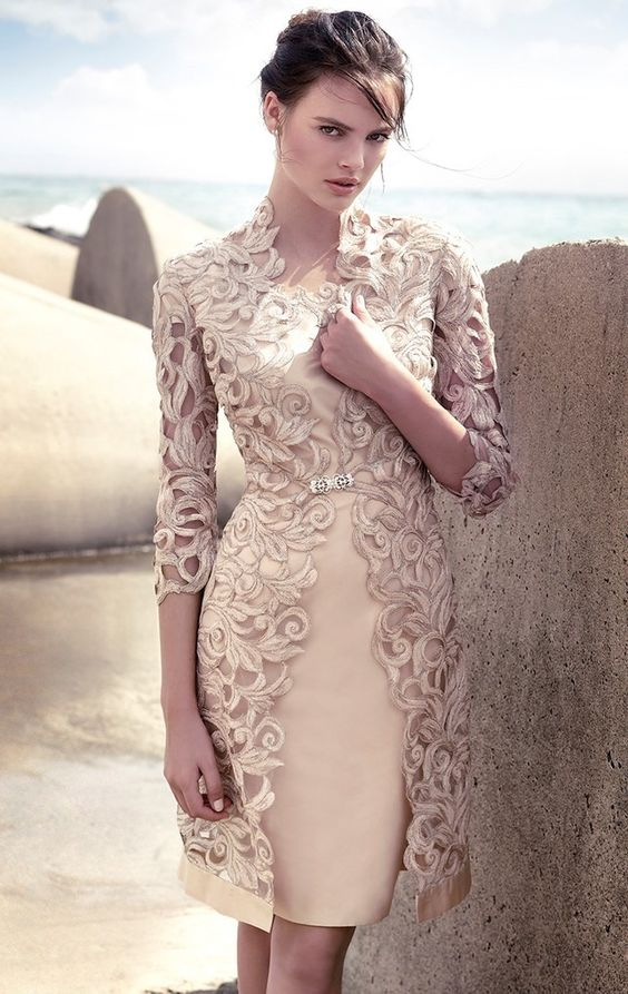 Vestido Carla Ruiz www.maycanmodas.es: