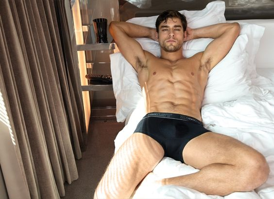 Andre Ziehe for 2xist Underwear