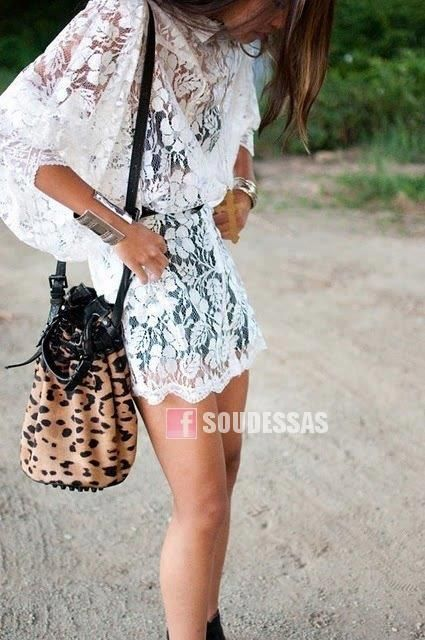 Love the lace!! <3