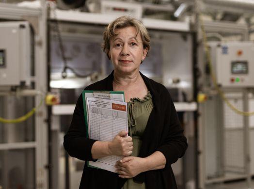 Marcela Munzarová nanotechnoložka
