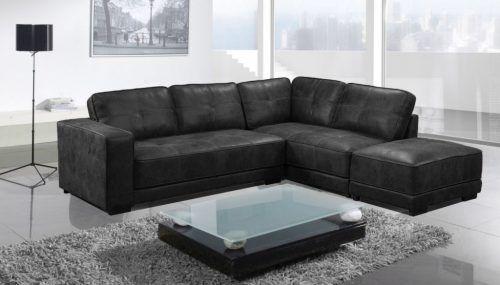 Black Leather Corner Sofa Uk In 2020 Corner Sofa Uk Leather Corner Sofa Sofa Uk