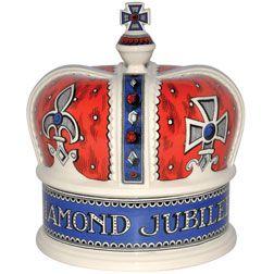 EMMA BRIDGEWATER Jubilee Crown - SECOND