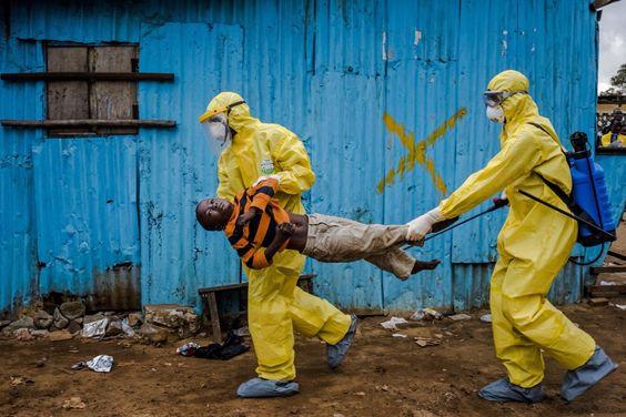 Epidemia de Ébola (2014) [Ebola Virus Epidemic] [2014] [World]