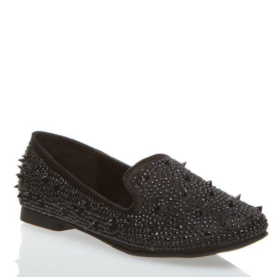 black spikes :)
