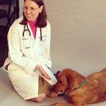 Dr. Ann Hohenhaus with Summer