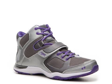 new balance High Tops Women | Ryka Downbeat High-Top Dance Sneaker - Womens |