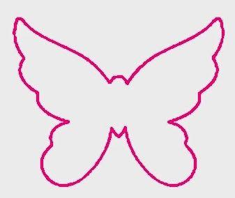 Luiza Alves : Tiara de borboleta e flores