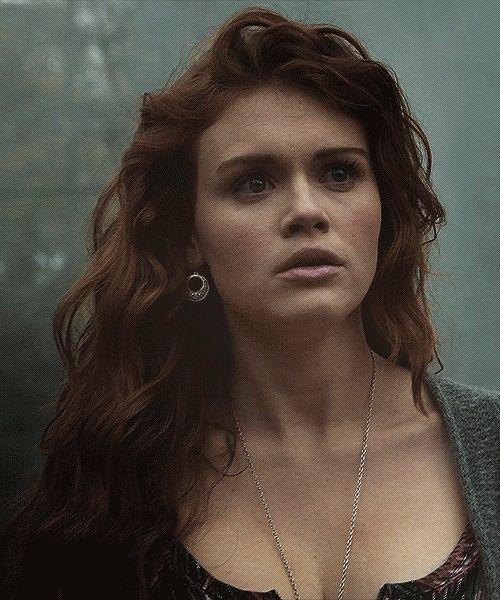 Lona Weatherspeed (didn't know she was actually someone in a TV show...Lydia Martin played by a Holland Roden)