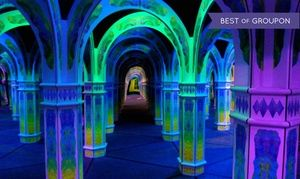 Groupon - Visit for 2, 4, 6, or 15 to Magowan's Infinite Mirror Maze (Up to 51% Off) in Beach Street & The Embarcadero (Pier 39/Fisherman's Wharf). Groupon deal price: $5