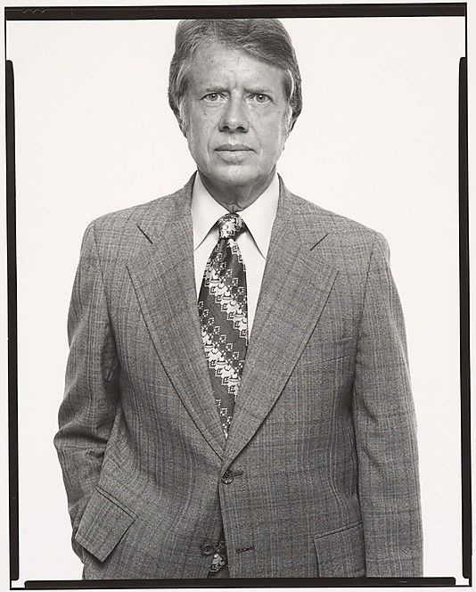 Richard Avedon  (American, New York City 1923–2004 San Antonio, Texas) | Jimmy Carter, Democratic Candidate for the Presidency, Plains, Georgia, March 5, 1976