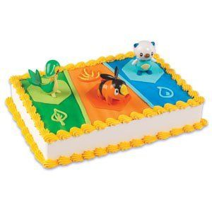 pokemon birthday cake topper decorating kit by bakery crafts. Black Bedroom Furniture Sets. Home Design Ideas