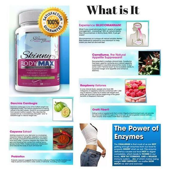 "Are You Ready for a NEW Healthier Thinner You? Let Me and Skinny Body Max Help! Skinny Body Max works: Order yours here http://www.gethealthierwithjulie.com/sbm  Please don't just Google ""Skinny Fiber"" and purchase from any person that comes to the top of the list. People pay search engines lots of money to pop up first on the lists, they do not help or support you in any long term way.  I am so here for you, I will help you every step of the way, you won't be doing it alone. I'm always…"