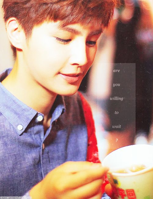 If Aaron Yan asked me to marry him right now I would say yes.
