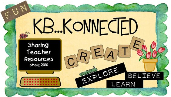 This is by far my favorite teaching resource blog. It's like a treasure chest for educators!