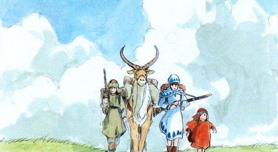 Le Voyage de Shuna, manga fondateur de Miyazaki