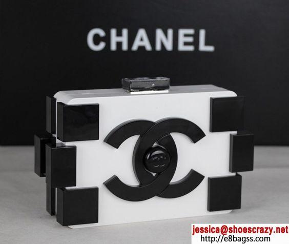 chanel replica clutch