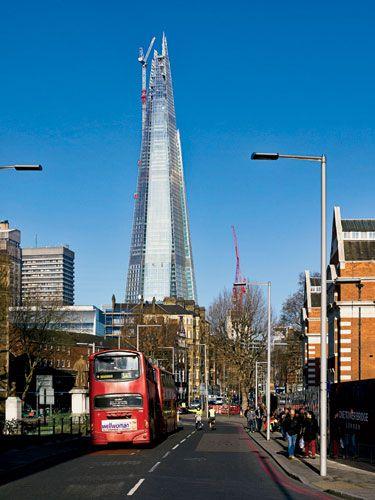 """[Projeto] """"The Shard"""" – O palácio de cristal de Renzo Piano"""