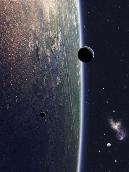 #PlanetEarth!