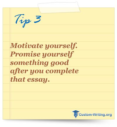 How to write a good essay about yourself