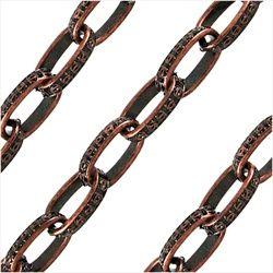 Art Deco Cable Chain