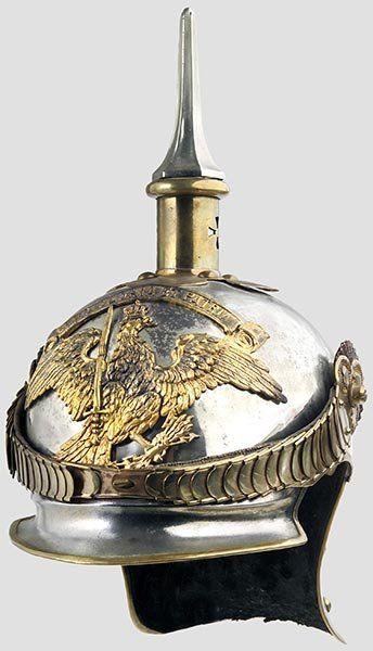 4242: Helm für Offiziere : Lot 4242