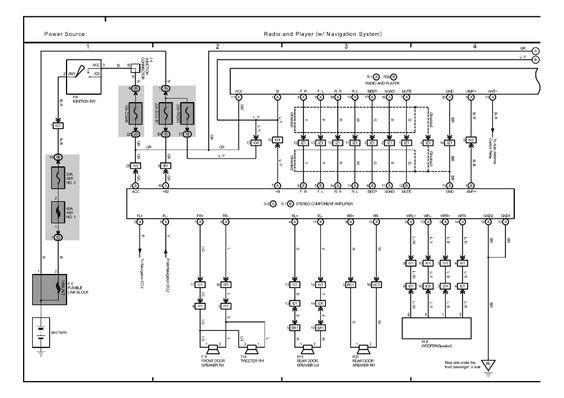 toyota jbl amplifier wiring diagram  bookingritzcarlton