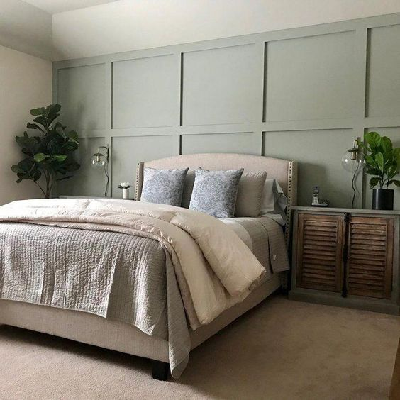 Chambery Upholstered Bed.