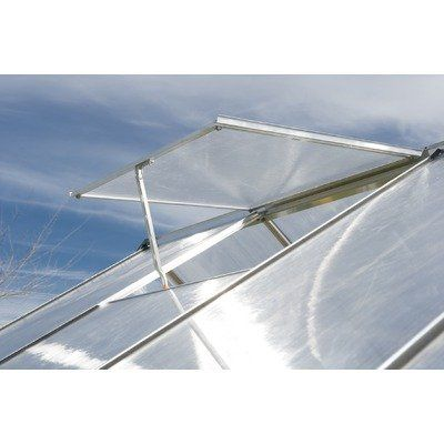 Roof vents greenhouses and hobbies on pinterest for How to improve airflow in vents