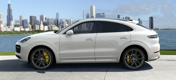 2020 Porsche Cayenne Coupe Configurator Lets You Build Your Own