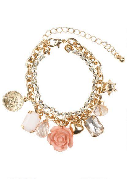 Charm Bracelet - Jewelry - Accessories - dELiA*s