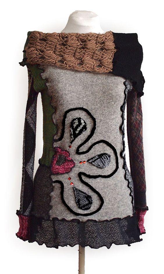Kesidov -Minded sweater                                                                                                                                                                                 Mehr