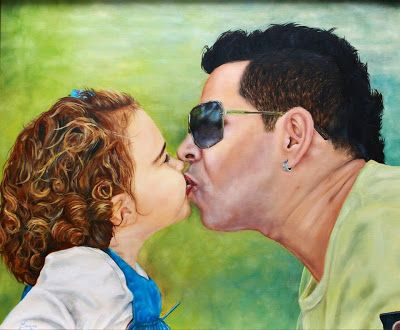 """""""Criações da Alma"""" de Nuno Duque: O Beijo"""