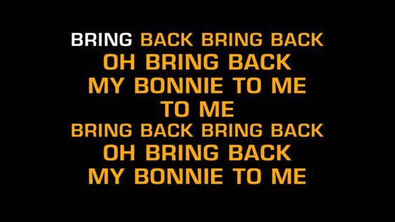 Mitch Miller-My Bonnie Lies Over The Ocean. URL: http://www.youtube.com/watch?v=4d7xyhjXynU&feature=share