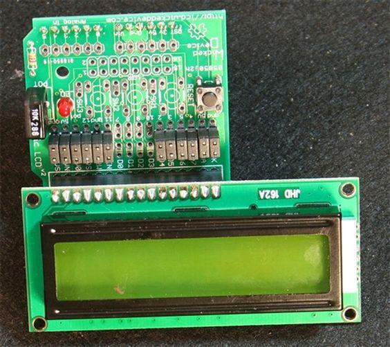 LCD Shield Kit