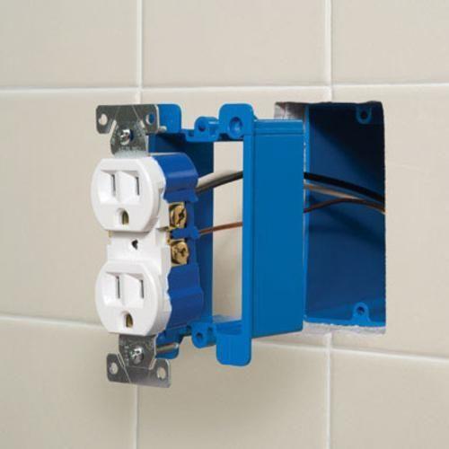 Carlon B1ext Crd Pvc Electrical Box Extender Diy Electrical Home Electrical Wiring Electrical Wiring