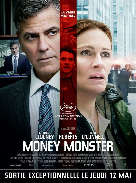 Money Monster ou les limites de la critique du capitalisme (Festival de Cannes…
