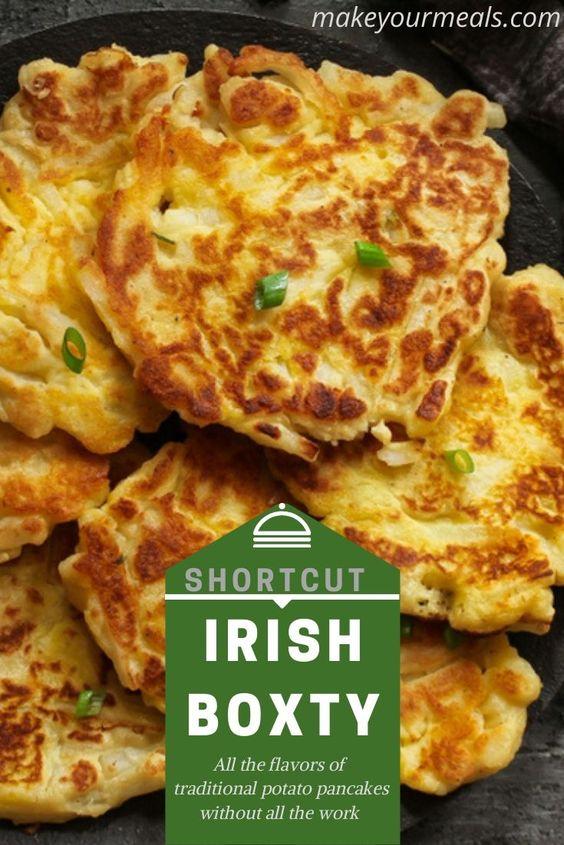 Shortcut Irish Boxty Recipe