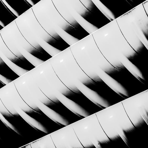 An abstract take on my favourite car park - Preston Bus Station. A 'grotesque' 1960's concrete construction which improves each year like a fine wine.