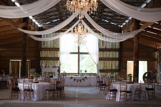 #barnwedding #rusticwedding #simpleweddingdecor #summerwedding photo: @kelseycherry