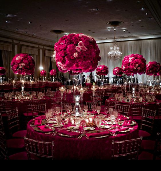 Gold Wedding Centerpiece Decorations: 55 Spectacular Wedding Ideas
