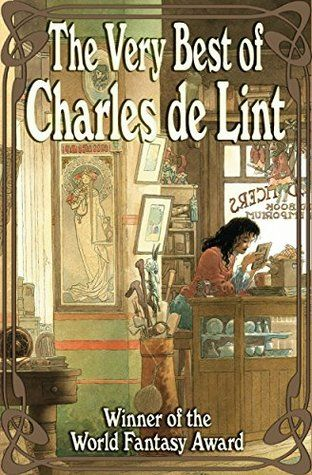 Get Lost in Literature: Book Blog: Coyote Stories by Charles de Lint